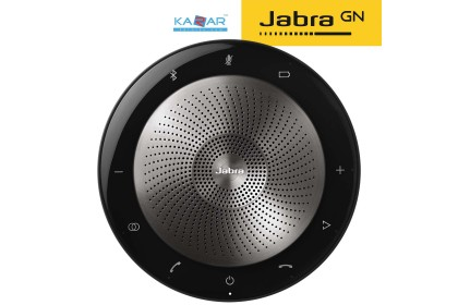 Jabra Speak 710 MS Portable Speaker System 7710-309 - Wireless- Portable - Battery Rechargeable  Bluetooth USB Charging, Hands-free